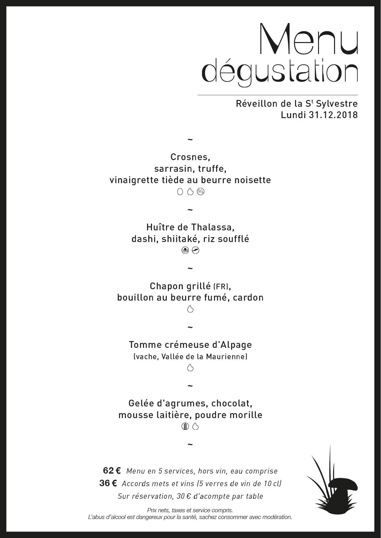 Carte Accord Met Et Vin.Actualites Substrat Restaurant